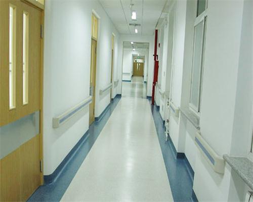 成都醫院PVC塑膠地板安裝流程,你知道多少?
