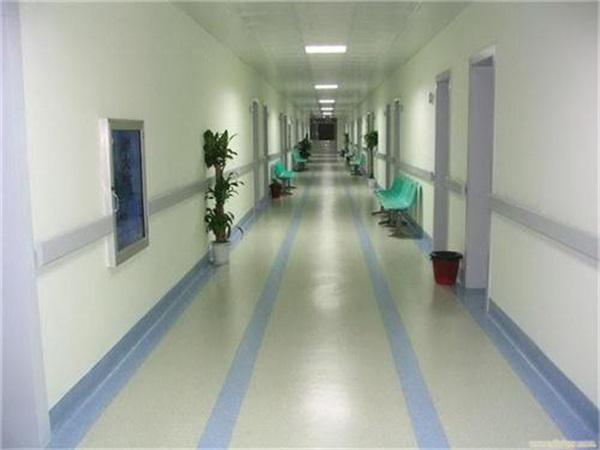 成都醫院PVC塑膠地板廠家