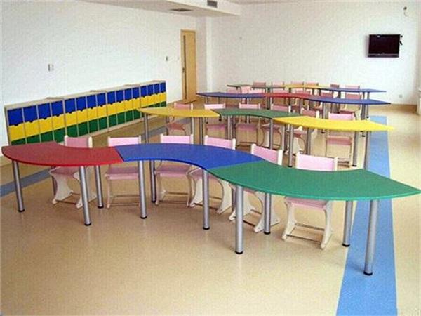 成都幼兒園PVC塑膠地板廠家