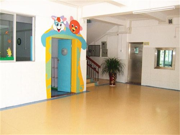 成都幼兒園PVC塑膠地板批發廠家