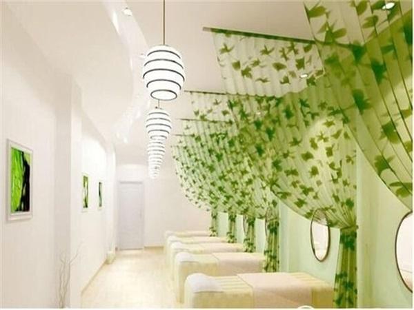 成都美容院PVC塑膠地板