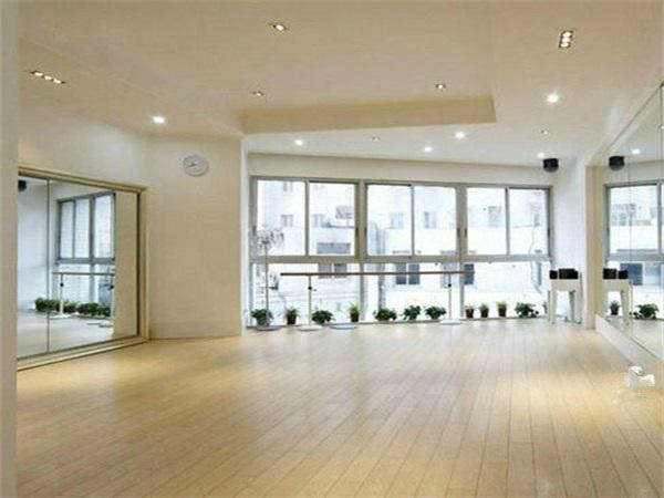 成都舞蹈室PVC塑胶地板安装