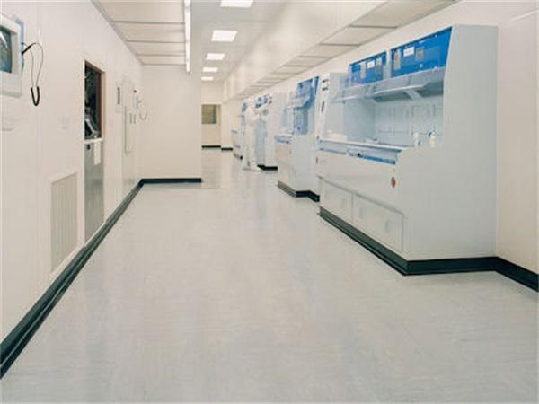 成都實驗室PVC塑膠地板