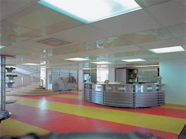 成都實驗室PVC塑膠地板批發廠家