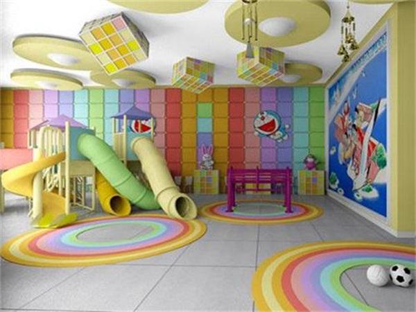 成都幼儿园PVC地板