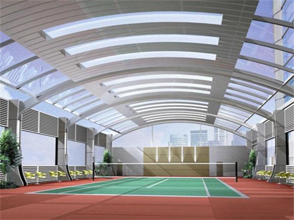 成都室外運動場地PVC地膠施工
