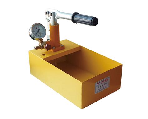 超小型手动试压泵