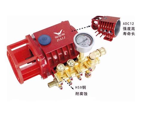 泵头高压泵头