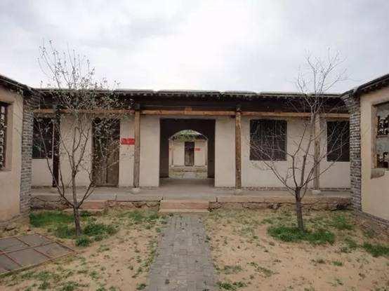 李家庄中央统战部旧址