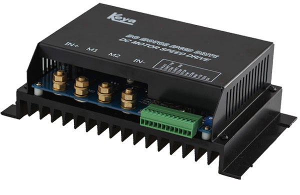 低压直流调速器24V 100A
