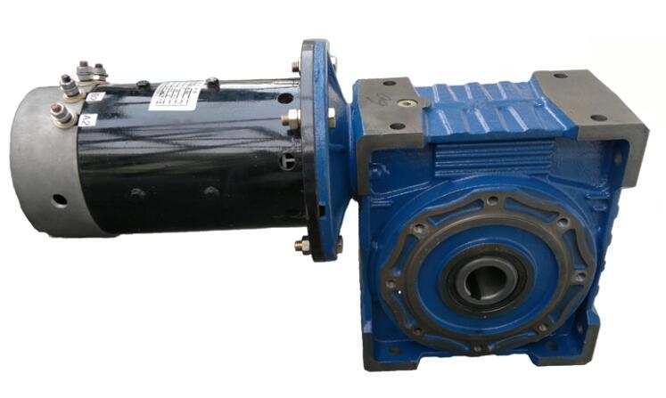 牵引电机低压大功率