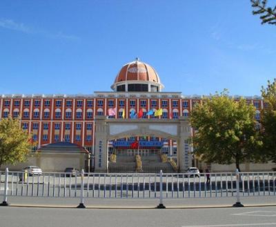 锡林郭勒盟蒙古中学