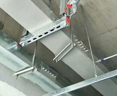 水管双向抗震支架安装方案图