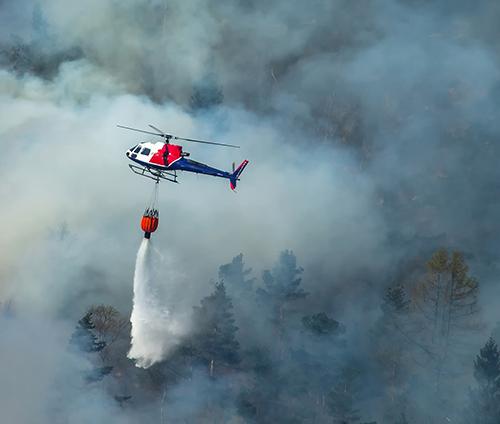 重庆直升机农林喷洒