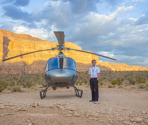 直升机飞行驾驶培训