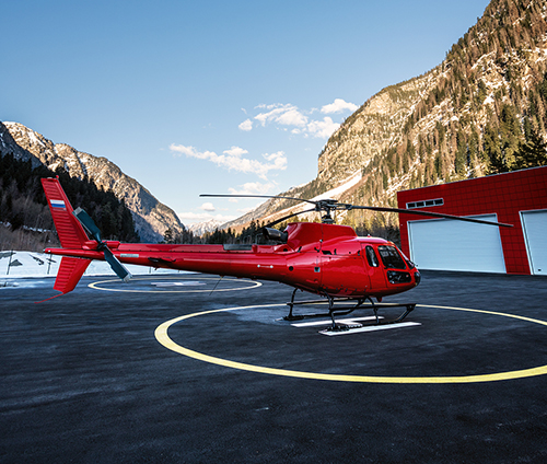 直升机租赁公司