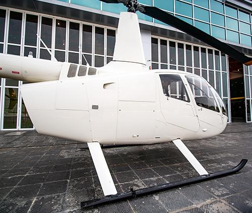 重庆直升机租赁