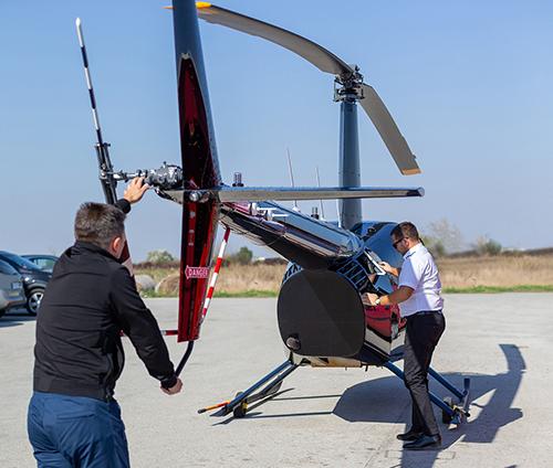 直升机租赁
