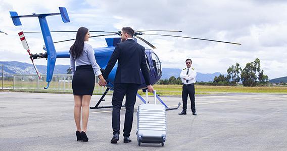 直升机租赁厂家