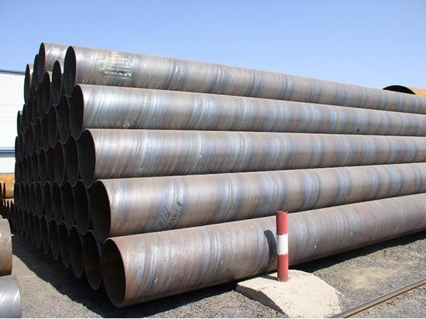 污水排放用螺旋钢管