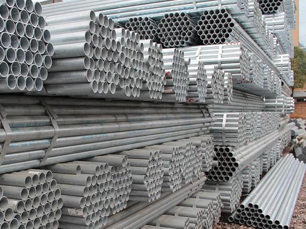 热浸镀锌钢管