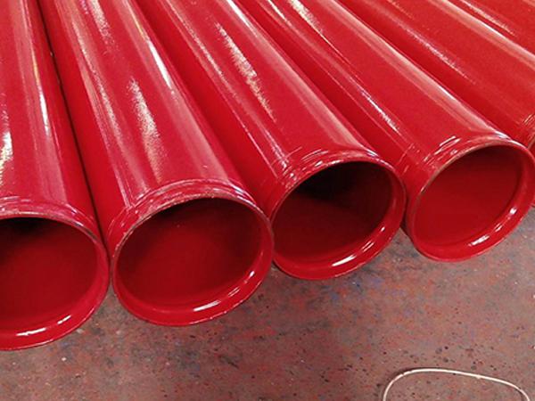 消防管道涂塑钢管