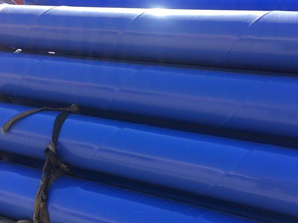 福建涂塑钢管的工业流程优点介绍