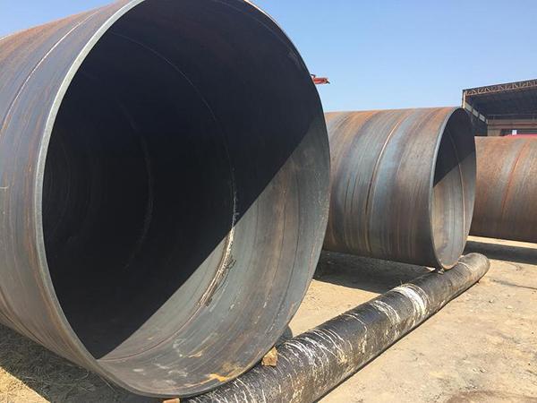 排水螺旋管道