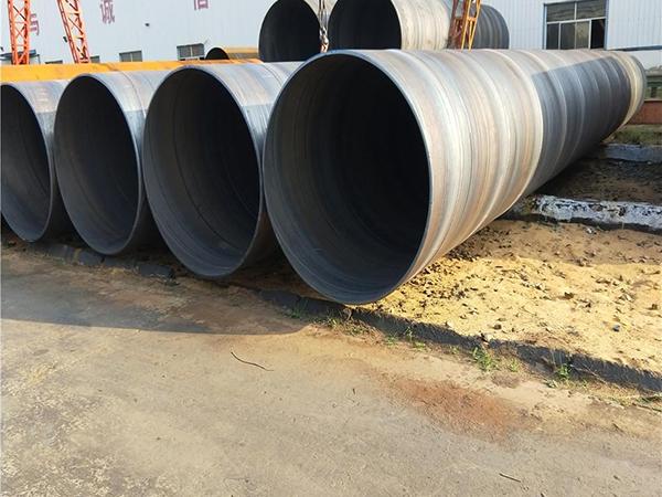 水厂用螺旋钢管