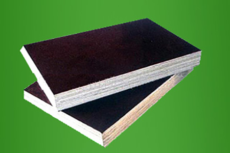 覆膜建筑模板