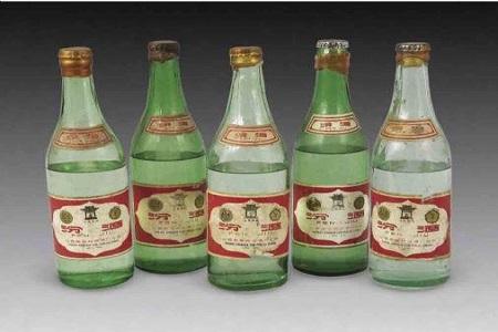 老酒汾酒回收
