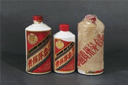 86年铁盖茅台酒回收