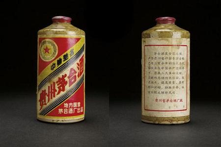 60年茅台酒回收