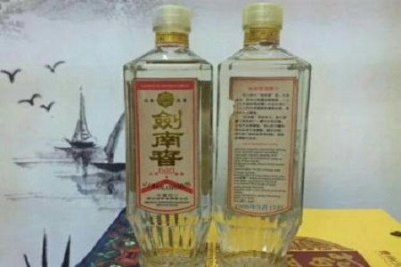 剑南春老酒回收