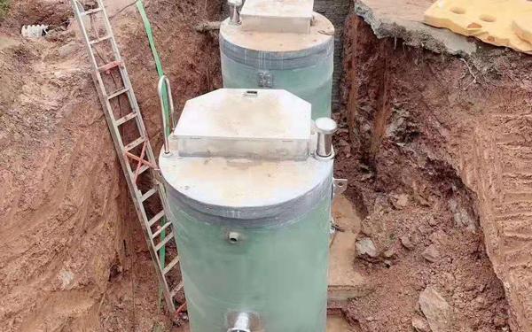 河南一体化污水泵站