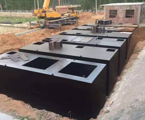 ZMT型MBR一体化污水处理设备