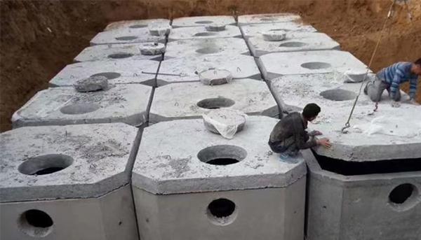 钢筋混凝土化粪池有什么标准呢,一起了解下吧