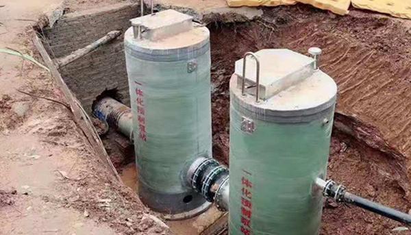 城市路面积水,少不了雨水一体化泵站!