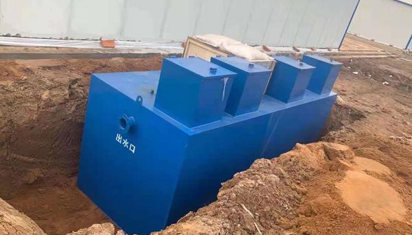 南阳污水一体化预制泵站厂家
