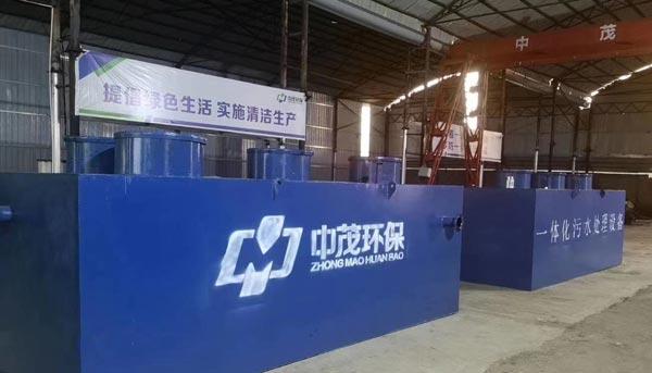 一体化污水泵站地埋式装置是如何操作的呢?