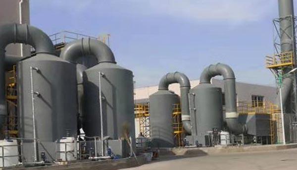 药厂异味如何用废气处理设备解决呢?