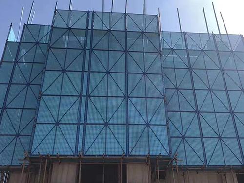 全鋼型建筑爬架