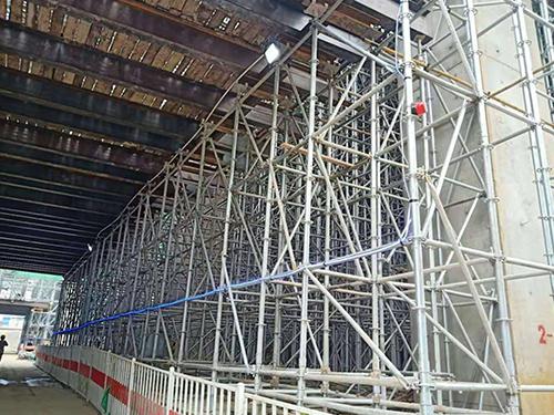 福州建筑爬架
