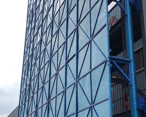 建筑外墙爬架