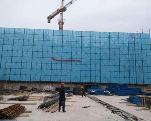 建筑施工爬架