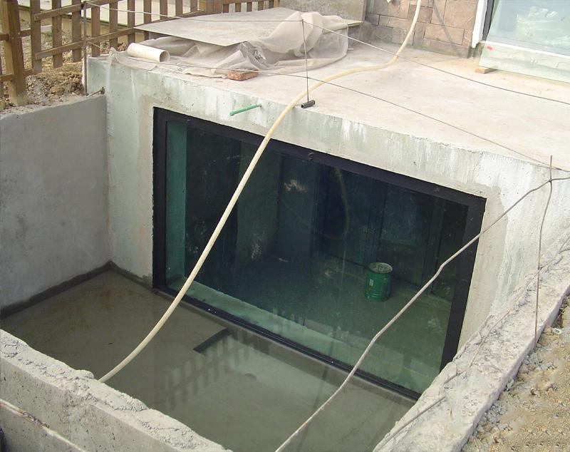 地下室土建扩建