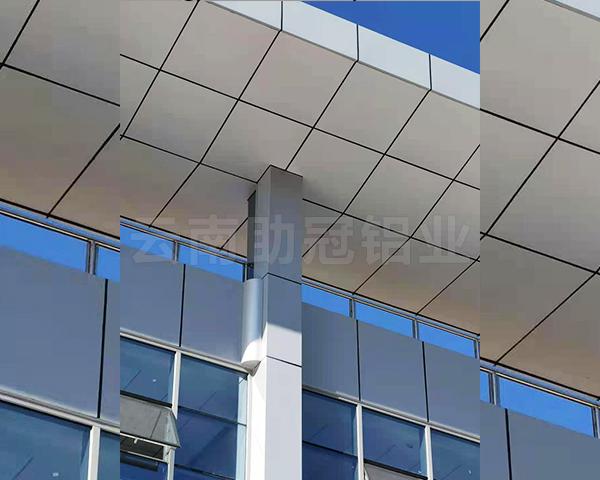 昆明幕墙铝单板