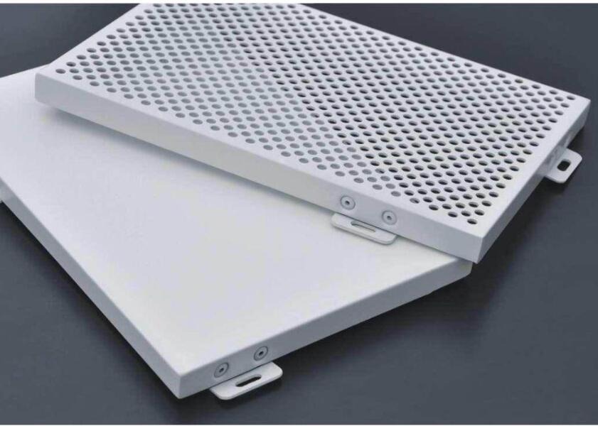 铝单板与幕墙铝单板的区别是什么