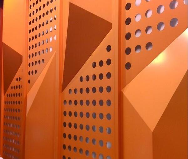 铝单板造型设计施工应该注意些什么?
