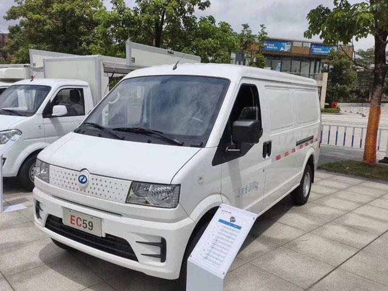 海珠新能源纯电动面包车专卖店